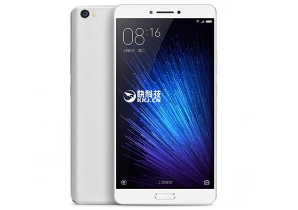Tampilan Xiaomi Max