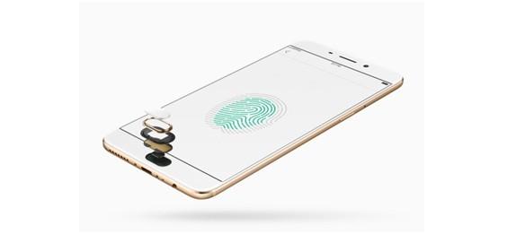 Fingerprint recognition F1 Plus hanya membutuhkan waktu 0.2s
