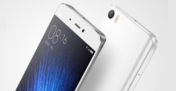 Xiaomi Mi 5 Pro White 3D Glass