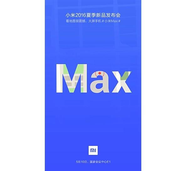 Xiaomi Mi Max Waktu Peluncurannya