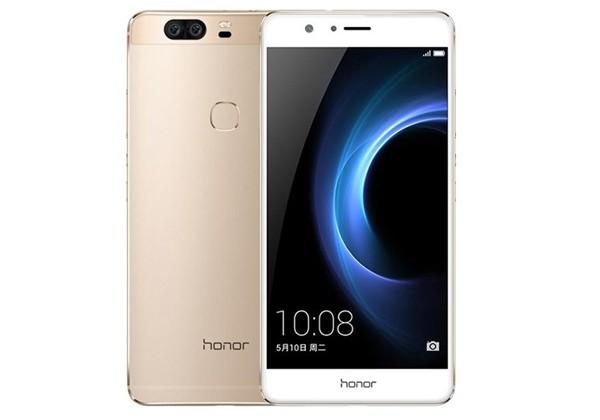 Huawei Honor V8 Design