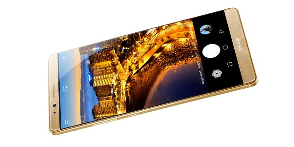 Spesifikasi Huawei Mate 8 Depan