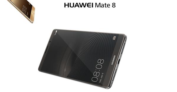 Spesifikasi Huawei Mate 8 Header