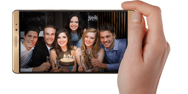 Spesifikasi Huawei Mate 8 Kamera