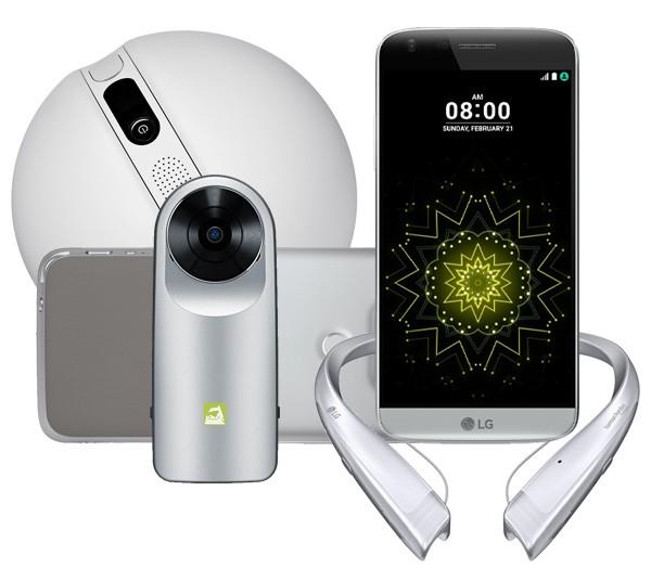 LG G5 SE all