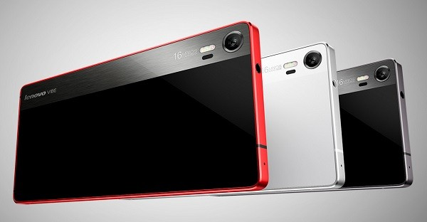 Harga Lenovo Vibe Shot 1