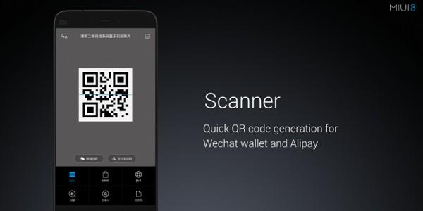 MIUI 8 Scanner
