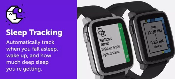 Pebble Time 2 Sleep Tracking