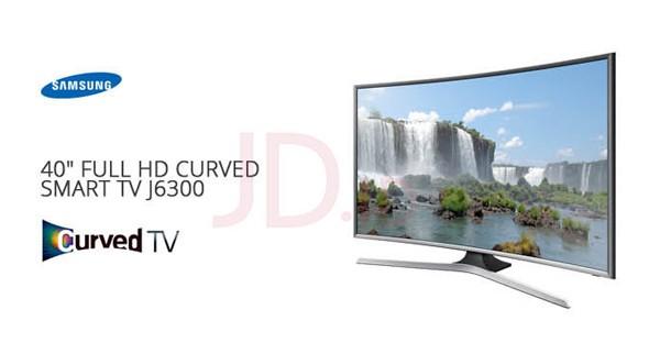 Samsung Curved Smart TV 99 ribu rupiah