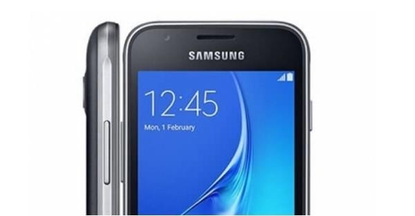 Samsung Galaxy J1 Mini (2016) desain
