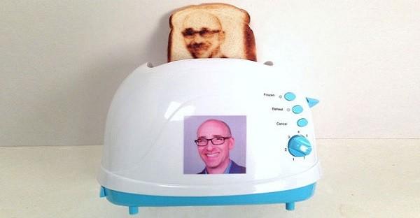 Selfie Toaster 1