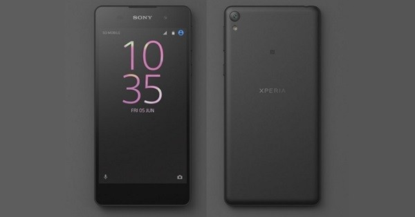 Sony Xperia E5 Leak