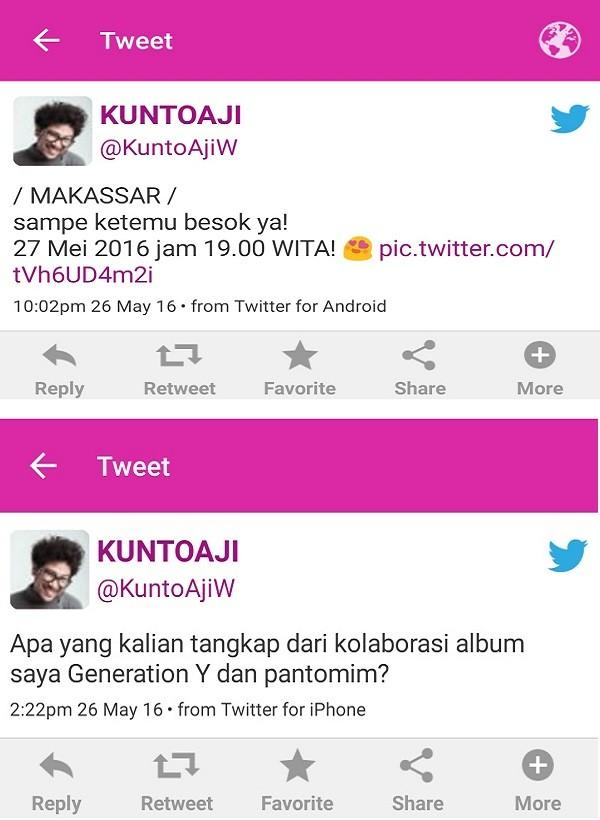 Twit Kunto Aji 1,2