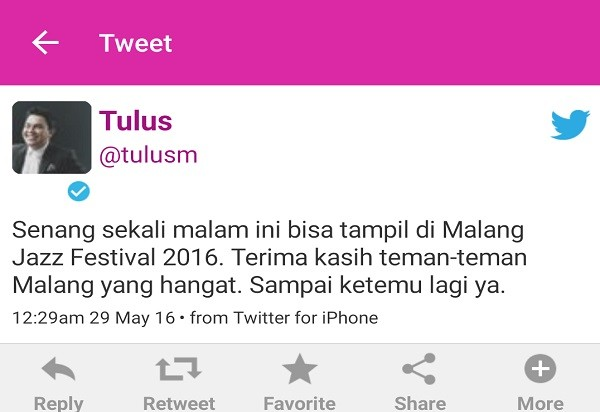 Twit Tulus