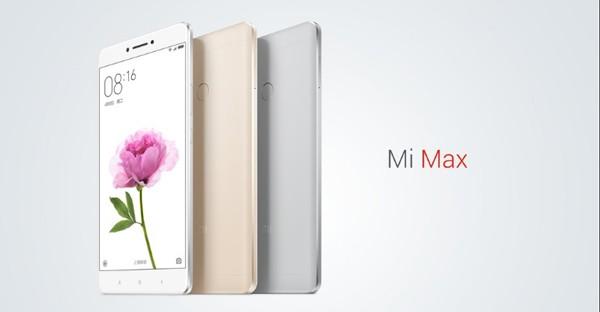 Xiaomi Mi Max varian