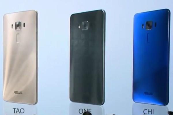 Zenfone 3 Deluxe Design
