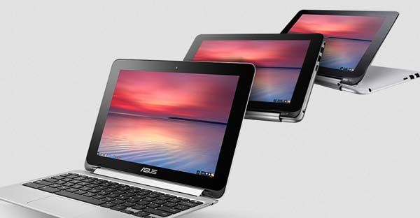 ASUS Chromebook C100PA header