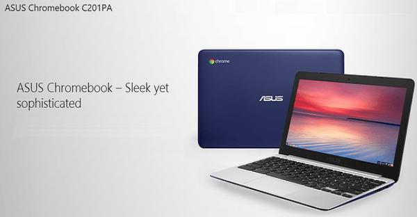 Gambar ASUS Chromebook C201PA Header