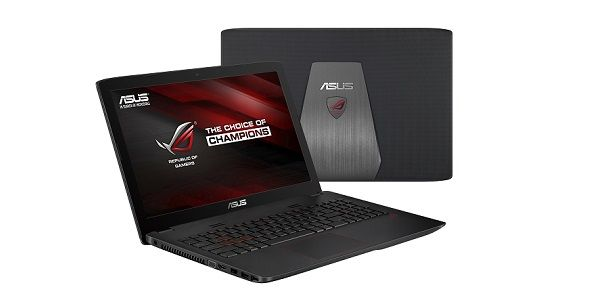 Gambar ASUS ROG GL552VX Press Image