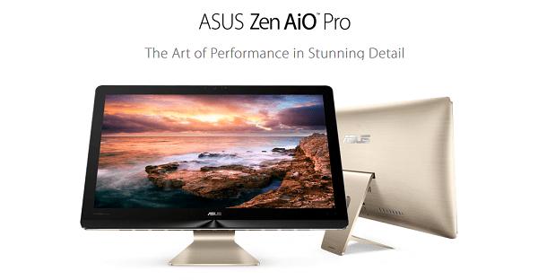 Gambar ASUS Zen AiO Pro Z240IC Header