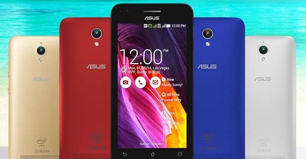 ASUS Zenfone 4C