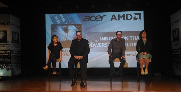 Acer Aspire E5 AMD APU generasi 7z