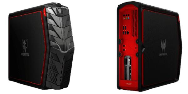 Gambar Acer Predator G1 Desain