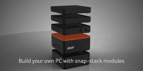Gambar Acer Revo Build M1-601 Stack Design