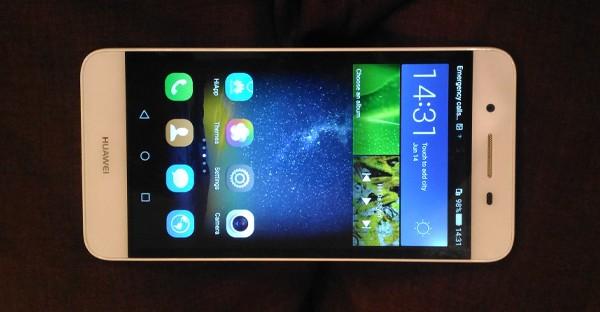Huawei GR3 ok