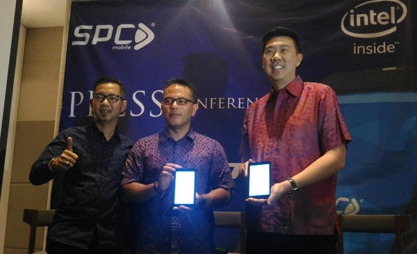 Intel dan SPC