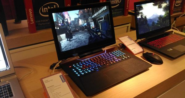 Gambar Lenovo Ideapad Y900 Workshop