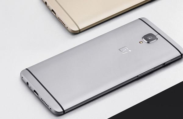 OnePlus 3 belakang