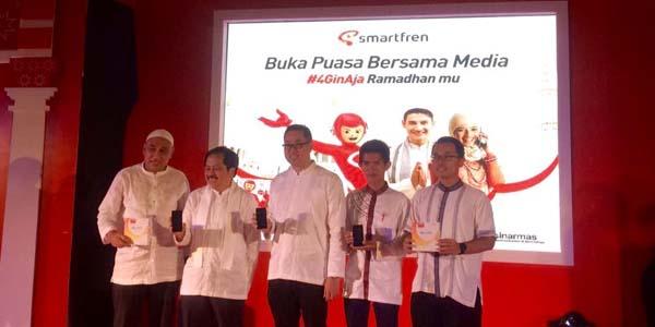Smartfren Evercoss Winner T 4G