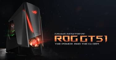 ASUS ROG GT51CA Featured