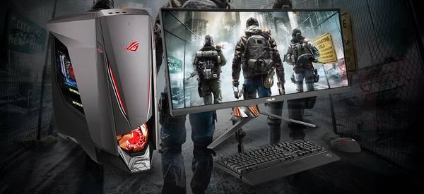 ASUS ROG GT51CA Gaming