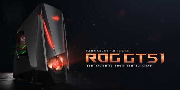ASUS ROG GT51CA Header