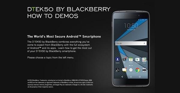 Blackberry DTEK50-header 2