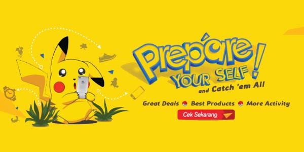 Pokemon GO Alfacart Hadiah Smartphone