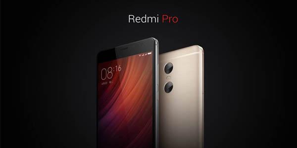 Redmi Pro Header