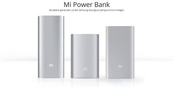 MiPower Bank Powerbank Dengan Kualitas Bagus Featured