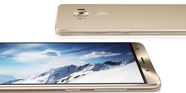 Zenfone 3 Deluxe RAM 6 GB Snapdragon 821