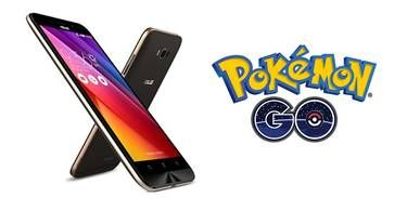 ASUS Zenfone Pokemon GO Featured