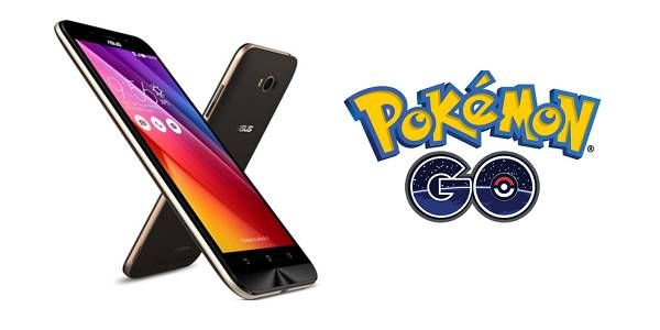 ASUS Zenfone Pokemon GO Header