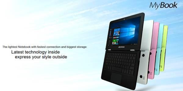 Axioo MyBook Header