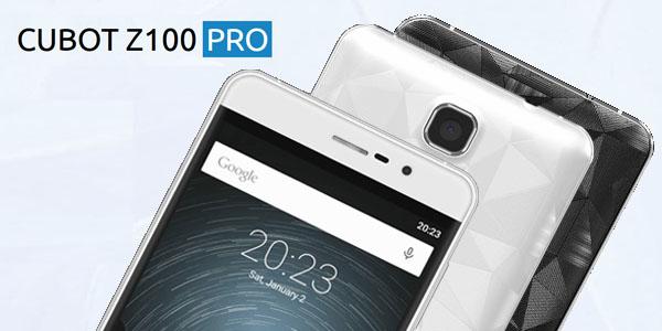 Cubot Z100 Pro