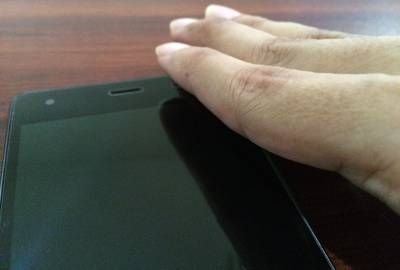 Proximity Sensor Wave Unlock