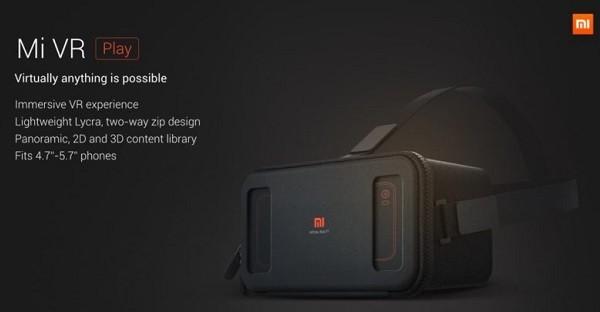 Xiaomi Mi VR-header 2