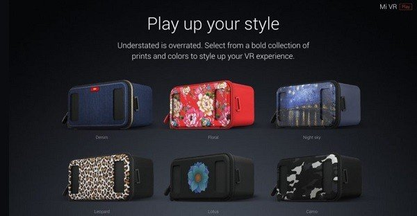 Xiaomi Mi VR-header