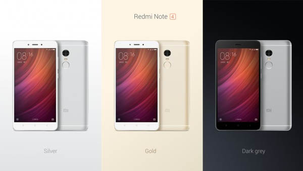 Xiaomi Redmi Note 4 All