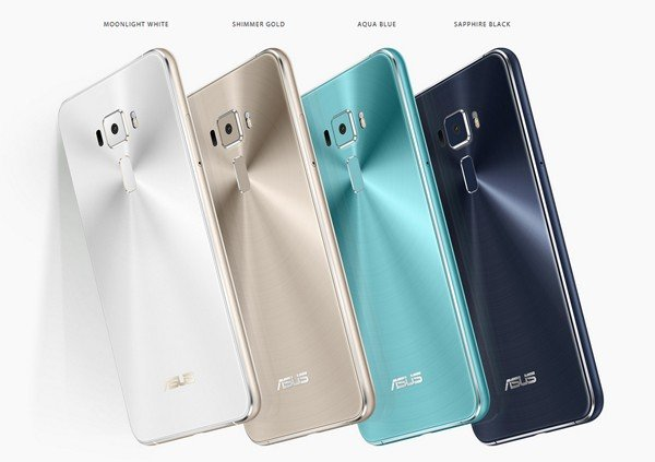 ASUS Zenfone 3 color